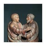 St. Elizabeth and St. Zaccaria Art