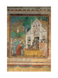 St. Francis Mourned by St. Clare Posters by  Giotto di Bondone