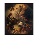 Resurrection of Christ Giclee Print