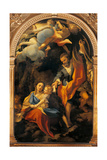 Madonna della Scodella (Rest During the Flight to Egypt) Prints by  Correggio
