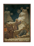 Miracle of the Spring Prints by  Giotto di Bondone