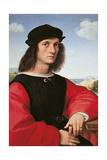 Portrait of Agnolo Doni Affiches par  Raphael
