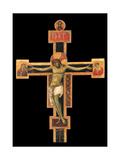 Christ on the Cross Plakater af Giunta Pisano