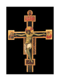 Christ on the Cross Giclee Print by Giunta Pisano