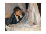 Cradle Prints by Berth Morisot