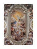 Apotheosis of the Franciscan Order Prints by Giovanni Battista Gaulli
