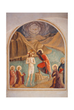 Baptism of Christ Posters by  Beato Angelico