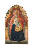 Madonna and Child with St. Anne Posters by  Masaccio