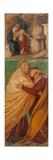 Visitation, Virgin Mary and St. Elizabeth Giclée-tryk af Gaudenzio Ferrari