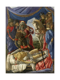 Histories of Judith, Discovery of the Corpse of Holofernes Giclee Print by  Botticelli