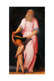 Carro della Zecca, John the Baptist Art by Pontormo Carrucci
