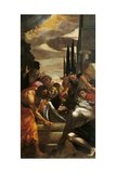 Apostles at the Tomb of the Virgin Posters af Annibale Carracci