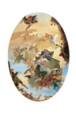 Translation of the Holy House of Loreto Posters by Giambattista Tiepolo