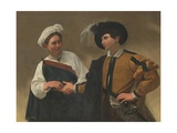 Good Luck Giclee Print by  Caravaggio