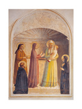 Presentation in the Temple Prints by  Beato Angelico