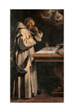 Blessed Stefano Maconi or Blessed Pietro Petroni Prints by Rutilio Manetti