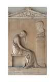 Stone of Giovanni Volpato Prints by Antonio Canova