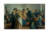 Vaccination Láminas por Demetrio Cosola