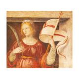 St. Orsola Posters by Bernardino Luini
