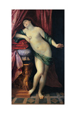 Suicide of Cleopatra Poster by Guido Reni