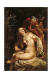 Susanna and the Elders Prints by Peter Paul Rubens