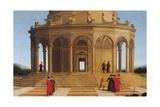 Marriage of the Virgin Affiches par  Raphael