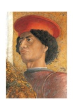 Court of Gonzaga Prints by Andrea Mantegna