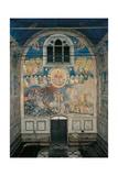 Last Judgment, Giotto, 1303-1305. Scrovegni Chapel, Padua, Italy Posters by  Giotto di Bondone