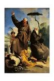 St. Fidelis of Sigmaringen & St. Joseph of Leonessa Art by Giambattista Tiepolo
