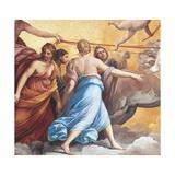 Aurora Poster von Guido Reni