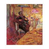 Romain Coolus Kunstdrucke von Edouard Vuillard