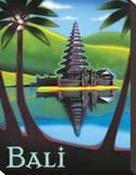 Bali (Serigraphie) Leinwand von  Ignacio
