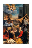 Massacre of the Innocents Print by Guido Reni