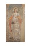 St. Agnes Poster by  Bergognone