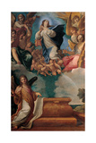 Assumption of the Virgin Posters af Ludovico Carracci