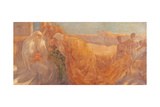 Adoration of the Magi Posters by Gaetano Previati