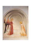 Annunciation Poster by  Beato Angelico