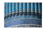Mosque of Bibi Khanum, 1399-1405, Samarkand, Uzbekistan Posters