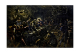 Last Supper Prints by  Tintoretto
