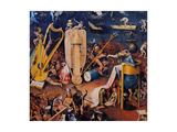 Garden of Earthly Delights-Hell Music Giclee Print by Hieronymus Bosch