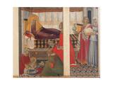 Birth of the Virgin Giclee Print by Pietro Lorenzetti