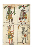 Aztec Chronicles, Warriors Prints