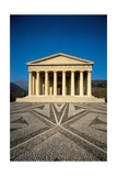 Temple in Possagno Prints by Antonio Canova