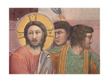 Passion, Christ before Caiphas Giclee Print by  Giotto