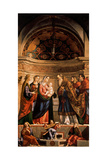 Presentation of Jesus in the Temple Posters by Vittore Carpaccio