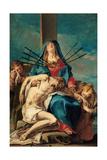 Pieta Posters by Nicola Grassi