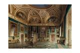 Iliad Room at Palazzo Pitti Poster by John Berger