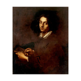 Self-portrait Giclee Print by Pesarese Cantarini