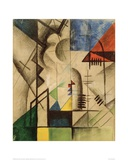 Abstract Shapes Giclee Print by Auguste Macke