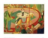 Auguste Macke - Circus I Circus Rider 1911 - Giclee Baskı